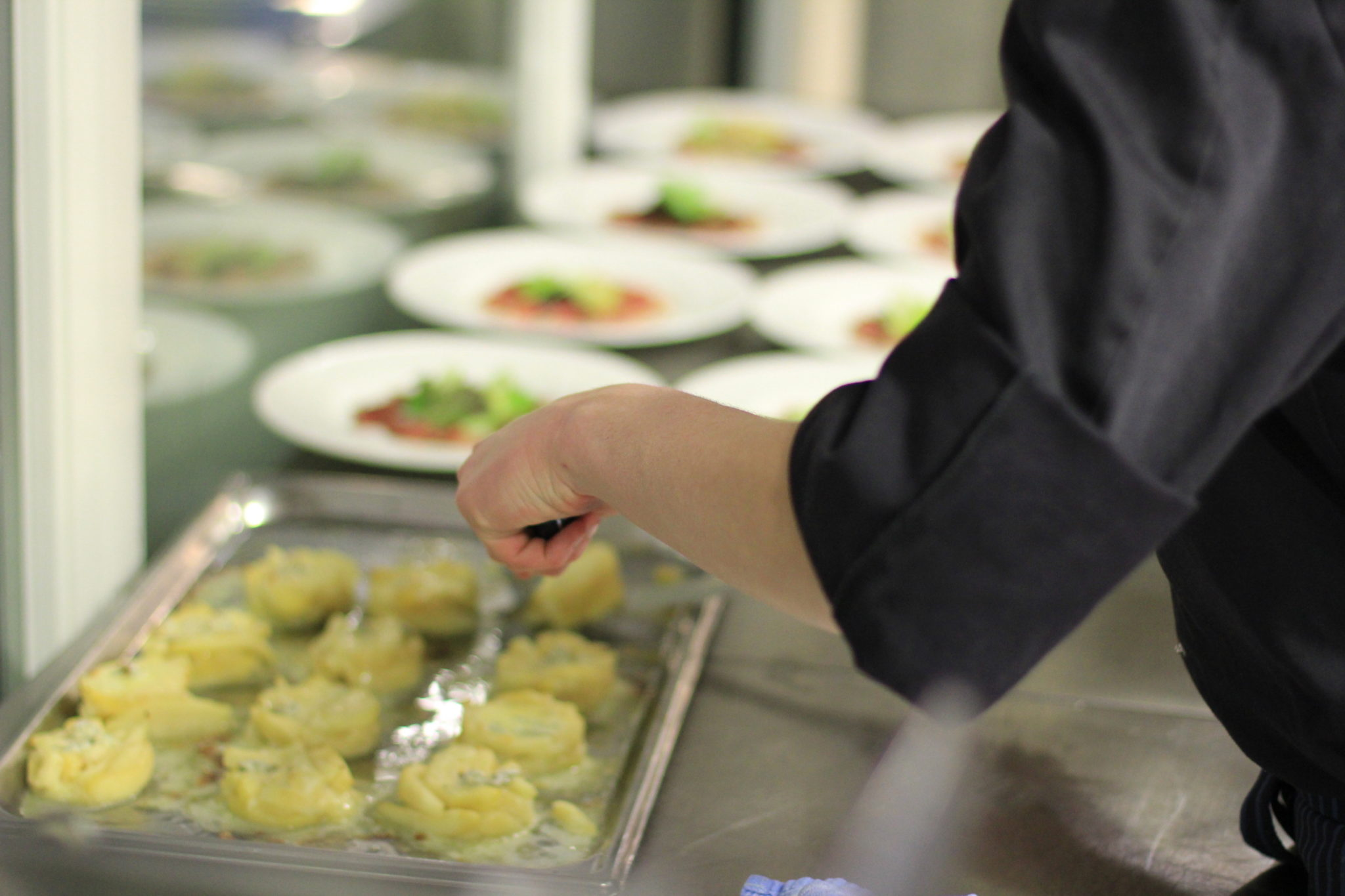Open eettafel Geldermalsen