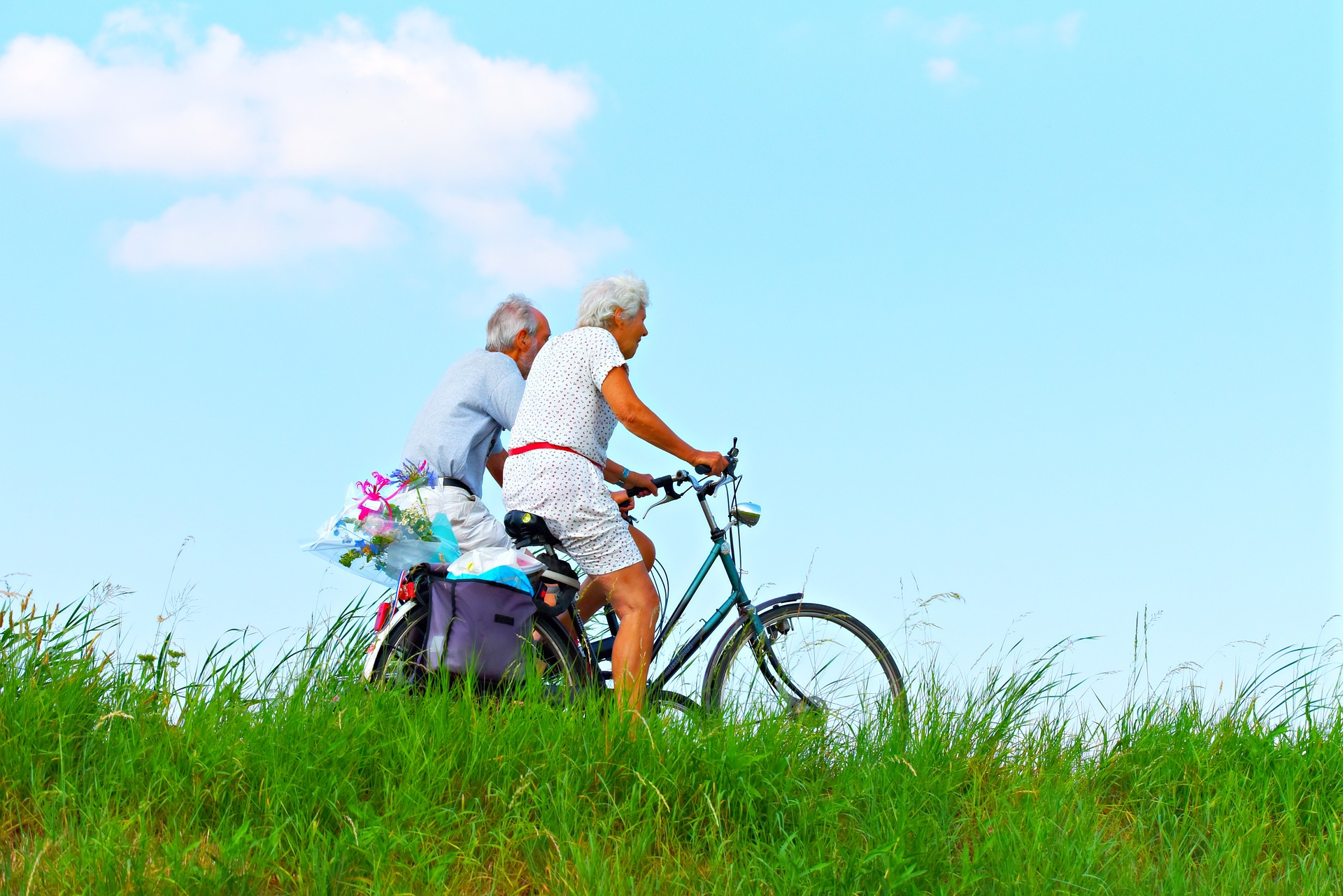 Geannuleerd - Informatieworkshop 'Met plezier blijven fietsen'