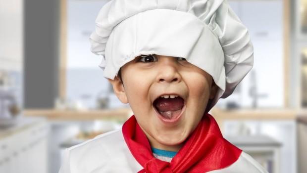 Kids koken sterren van de hemel!