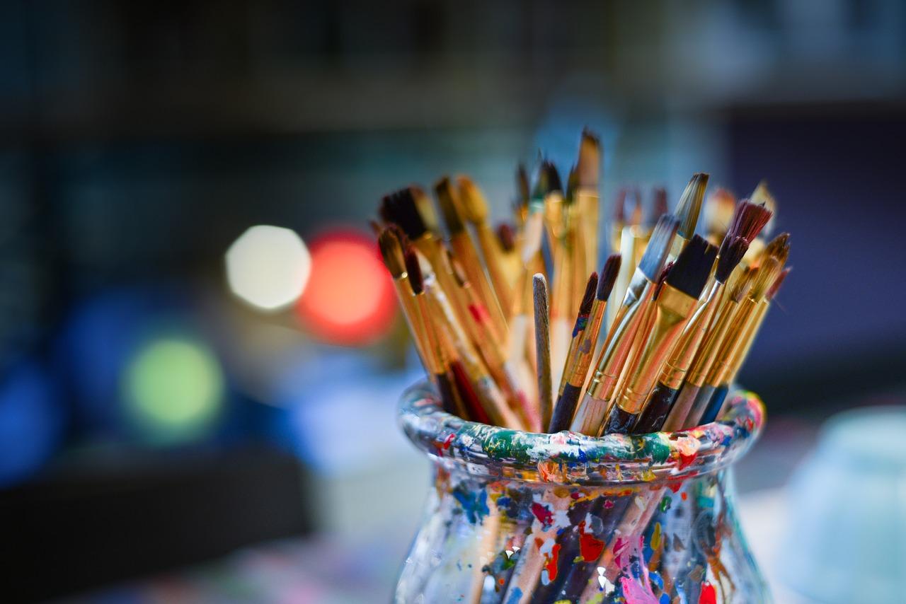 Teken & schildercursus