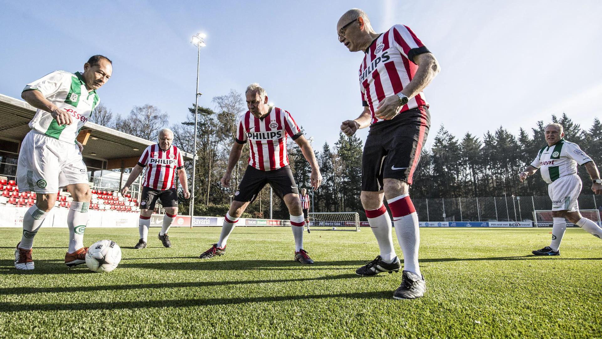 Walking Football Clinic 55+