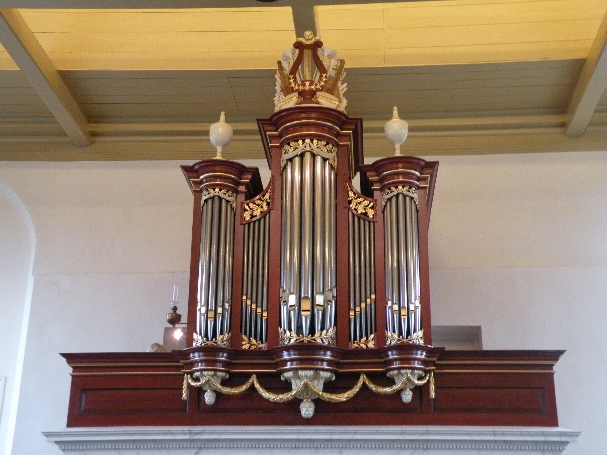 St. Pieterskerk + orgel te Beesd