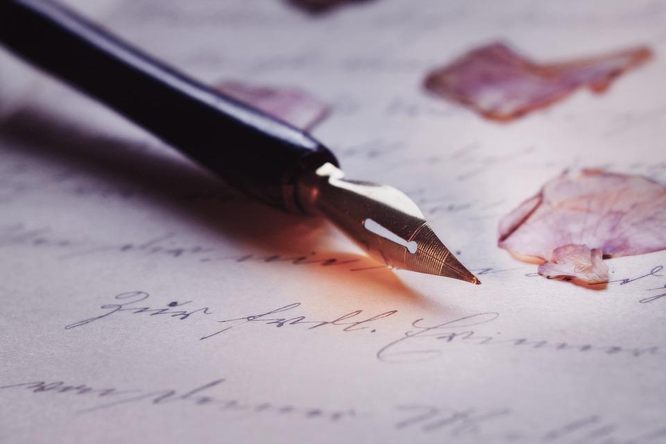 Kalligraferen met Nina (woensdag, Beesd) -GEANNULEERD-