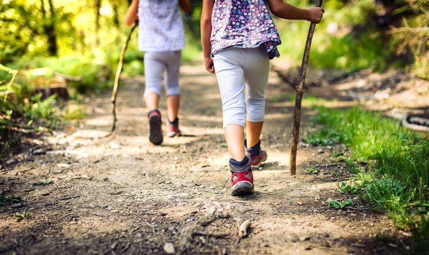 Op stap met een hap - wandeltocht
