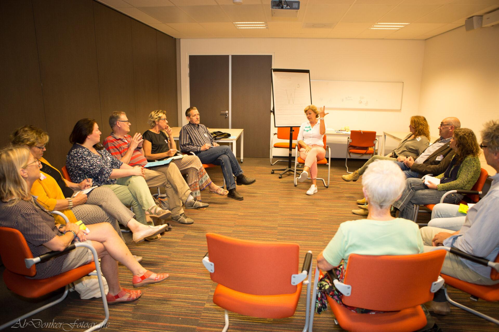 Vrijwilligersacademie: Workshop Opvallende vacatures (met pindakaas!!!)
